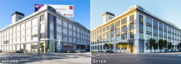 Historic Façade Renovation