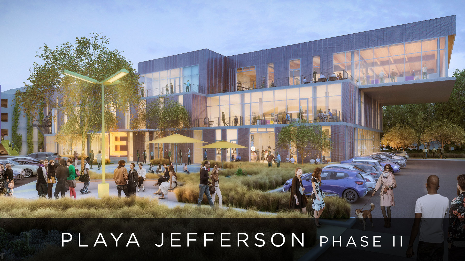 Playa Jefferson — Phase II